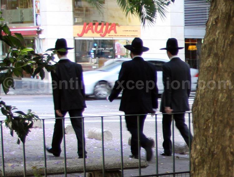 La communauté juive d'Argentine