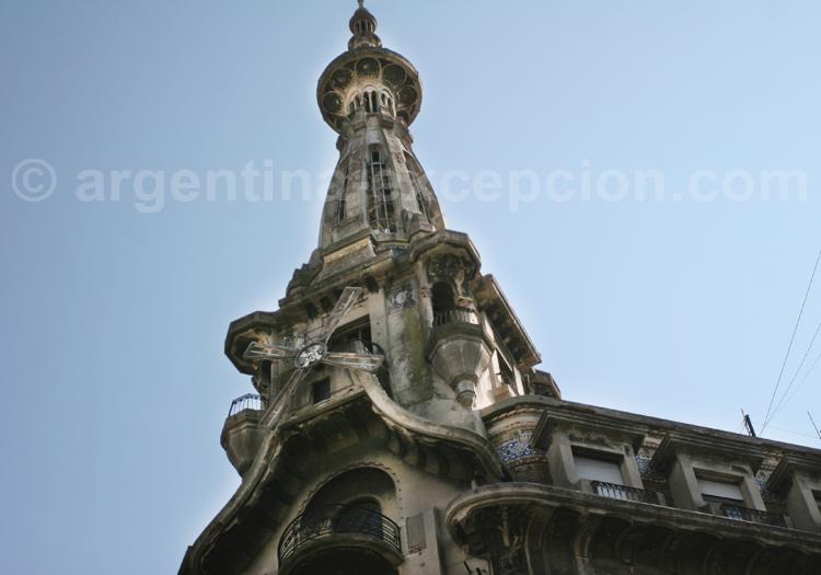 Confitería del Molino, Buenos Aires