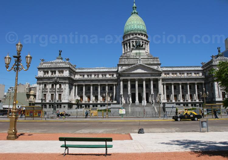 Le Congrès, Buenos Aires
