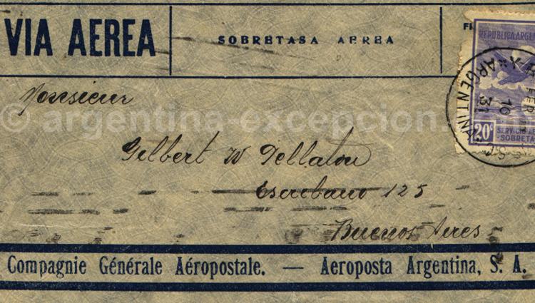 Le courrier doit passer. Archive Gilbert Pellaton