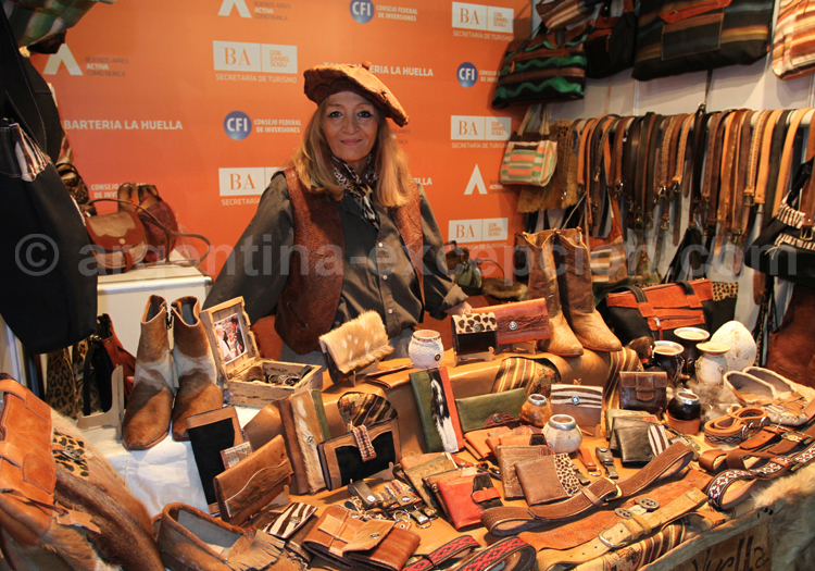 Articles de cuir, Argentine