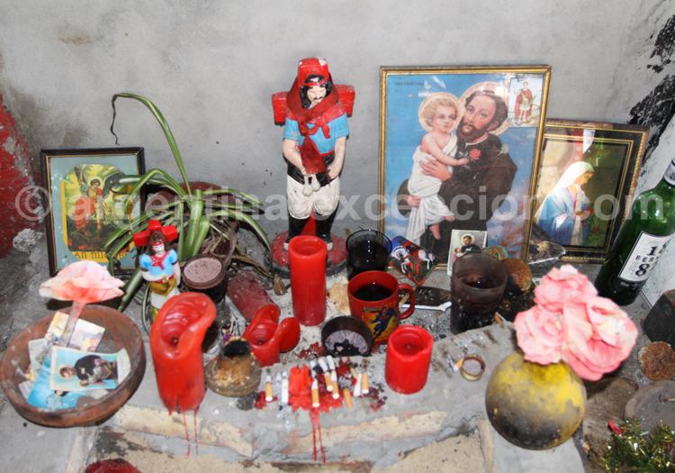 Culte au Gaucho Gil, La Boca
