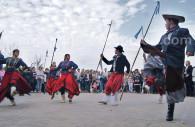 Danses locales, pélerinage Lujan. Crédits Municipalidad de Luján