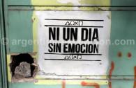 Decisión en los muros de Buenos Aires