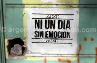 Derision in Buenos Aires