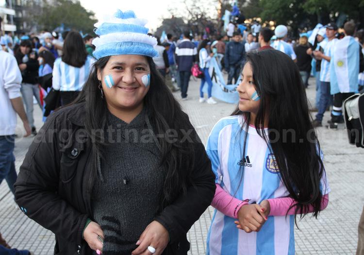 Communauté paraguayenne en Argentine