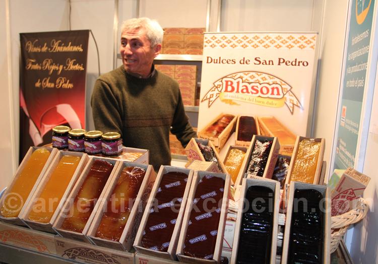 Dulce de Batata, Argentine