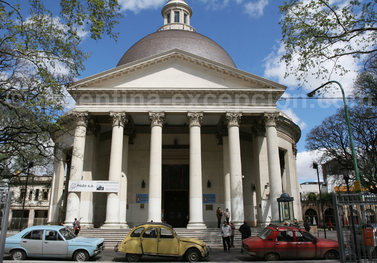 Eglise de l'Immaculée Conception, Belgrano, Buenos Aires