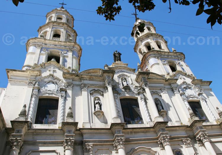 Eglise de San Pedro, San Telmo
