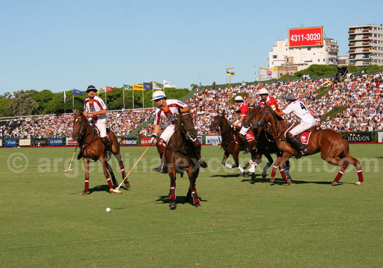 Open de Palermo, Buenos Aires