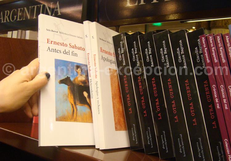 Avant la fin écrit par Ernesto Sabato