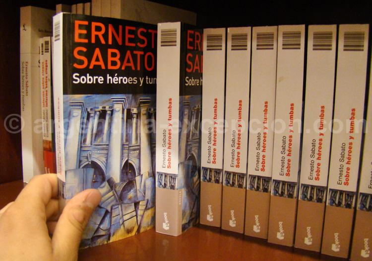 Heros et tombres de Ernesto Sabato