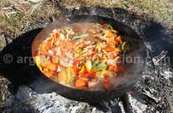 estofado carne argentine