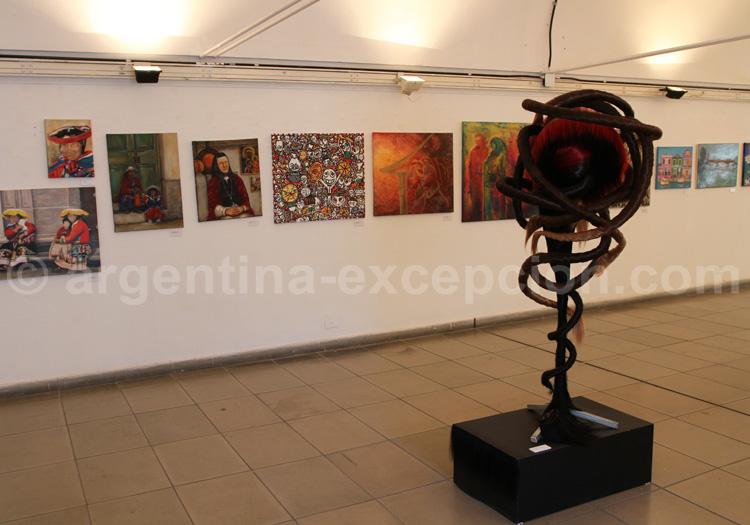 Expositions Centre Culturel La Recoleta