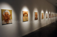 peinture centre culturel la recoleta