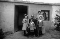 Familia inglesa en Argentina