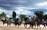 Joute équestre Feria de la Pachamama
