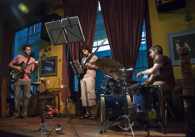 Festival de Jazz de Buenos Aires - Flickr CC-M. Garabedian