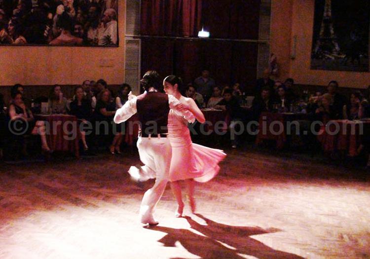 Festival Mondial de Tango, Argentine