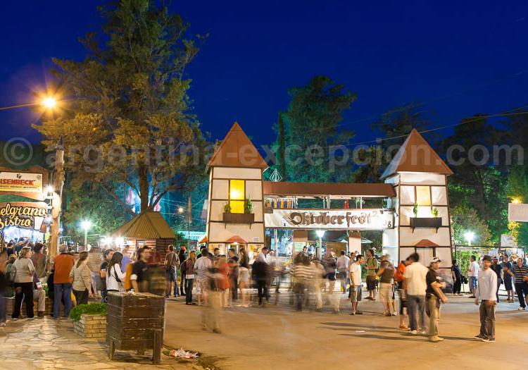 Fête de la bière, Villa Belgrano