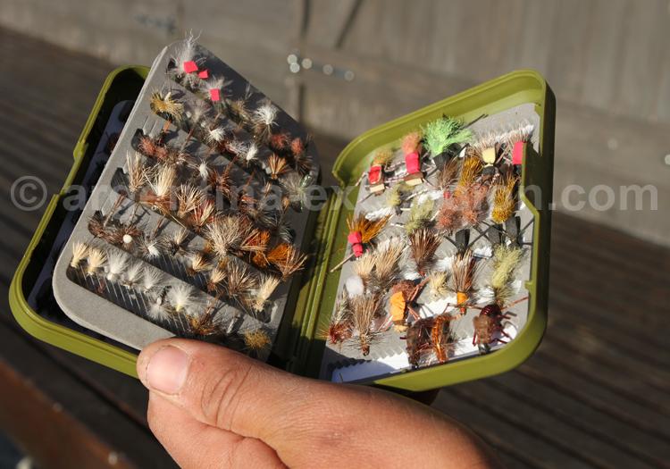 Pêche à la mouche en Patagonie
