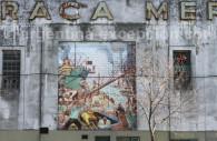 Fresque murale de Quinquela Martin