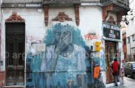 Urban art in San Telmo
