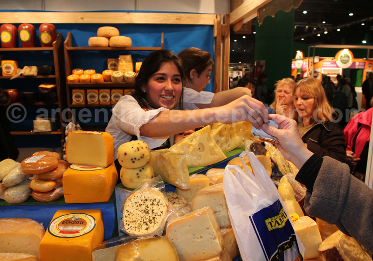 Fromages argentins
