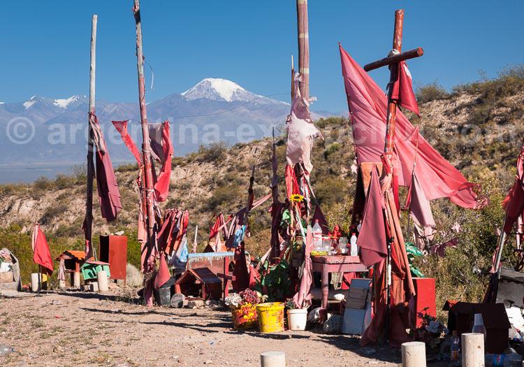 Sanctuaire gaucho Gil, Tupungato