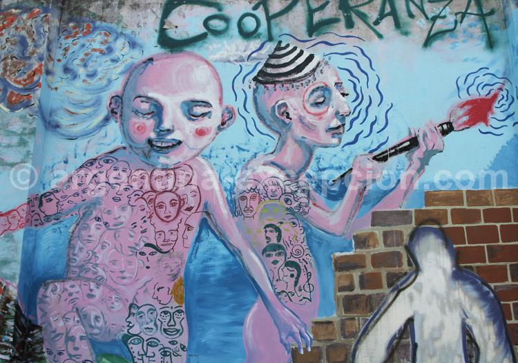 Graffiti La Calefata
