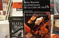 Hector Bianchiotti La Nostalgie de la maison de Dieu
