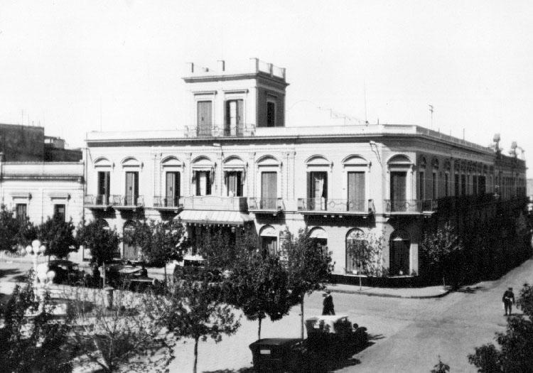 Hotel Colón 1928, Concordia. Archivo General de la Nación