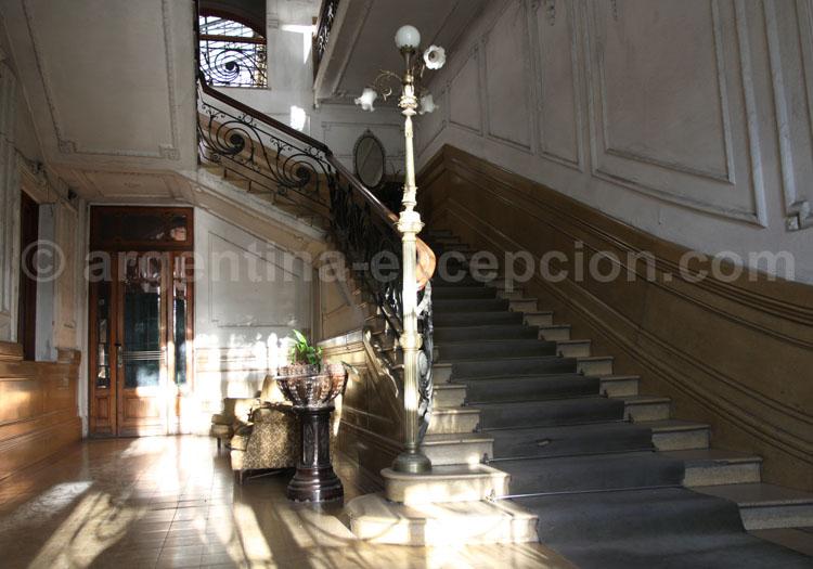 Hotel Colón 2012, Concordia