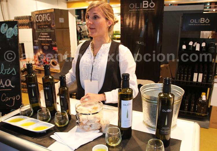 Huile d'olive de Mendoza, Argentine