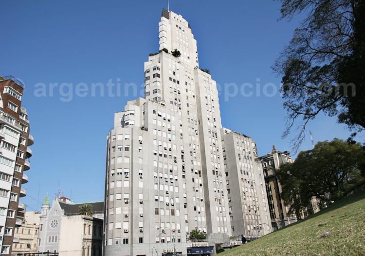 Edifice Kavanagh, Buenos Aires