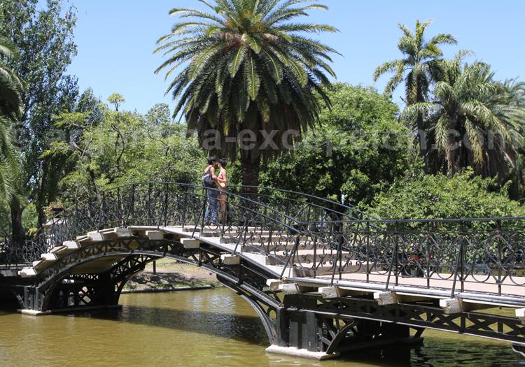 Jardin de Palermo, Buenos Aires