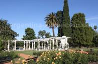 Jardin du Rosedal parc de Palermo
