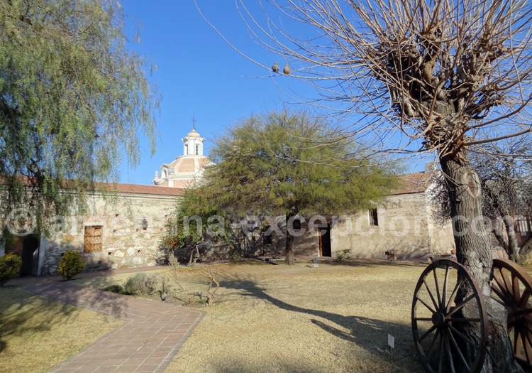 Manzana et estancias jésuites de Cordoba patrimoine mondial de l'Unesco
