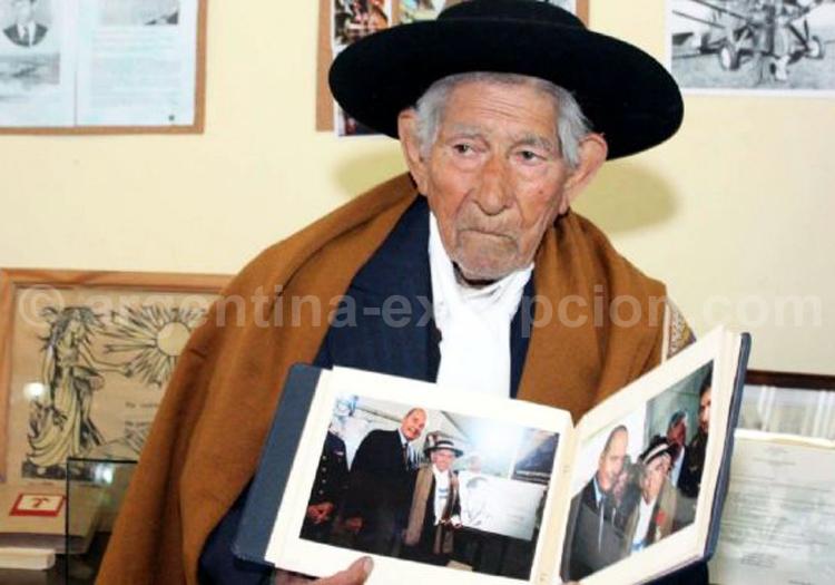 Juan Gualberto Garcia, photo journal Los Andes