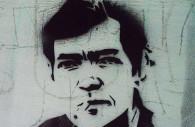 Graffiti of Julio Cortázar - Credit Facebook