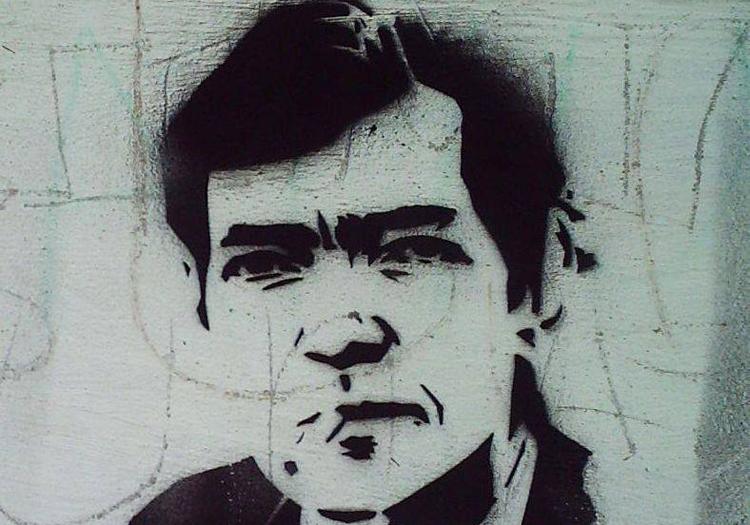 Julio Cortazar sur les murs de Buenos Aires