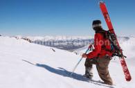 station de ski la hoya chubut argentine