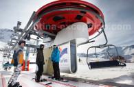 las lenas ski resort argentina