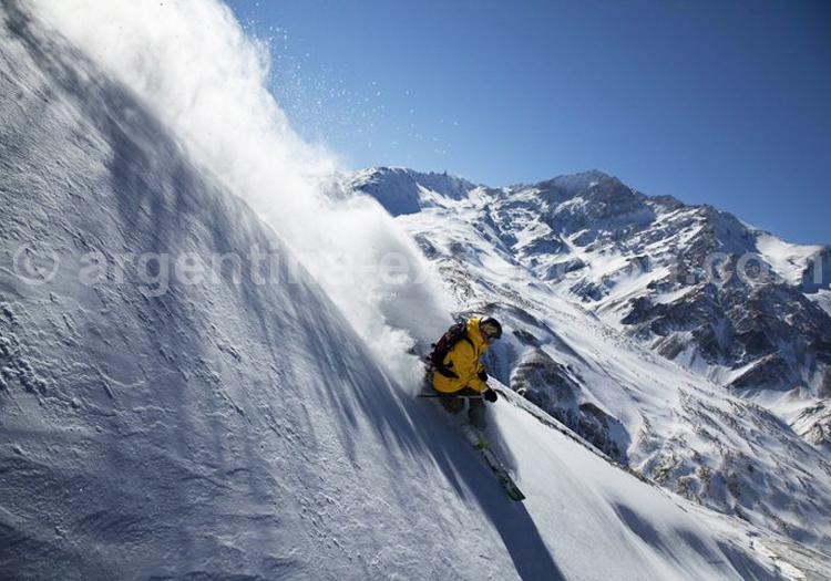 Cerro Las Leñas © Facebook Nieve Argentina