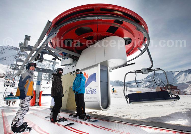 Las Leñas Ski Resort © Fb Viajá por tu país