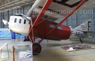 Laté 28 en el museo de la aviación de Morón
