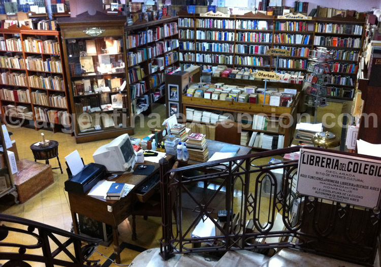 Librairie argentine