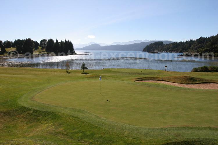 Terrain de golf, Hôtel Llao Llao, Bariloche