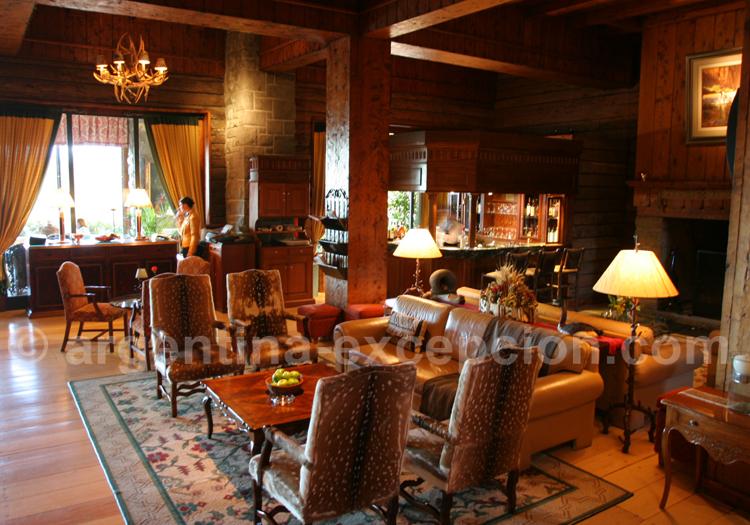 Living, Hôtel Llao Llao, Bariloche