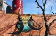Urban art, Barracas, Buenos-Aires